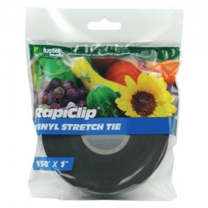 Luster Leaf Rapiclip Vinyl Stretch Tie 1.0 in 12perCs