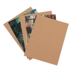 "Chipboard Pads 5""x 7""x 0.22""Thick,  1125/Carton"