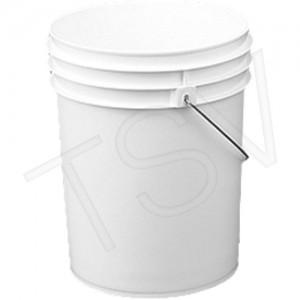 Plastic Pail Material: Plastic Capacity: 20 L