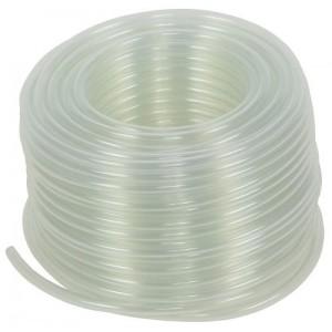Hydro Flow Vinyl Tubing Clear 3per16 in ID   1per4 in OD 100 ft Roll