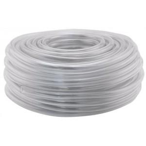 Hydro Flow Vinyl Tubing Clear 1per4 in ID   3per8 in OD 100 ft Roll