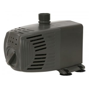 EcoPlus Adjustable Water Pump 528 GPH 12perCs