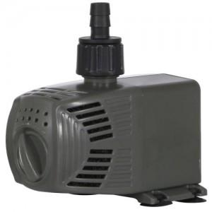EcoPlus Adjustable Water Pump 291 GPH 20perCs