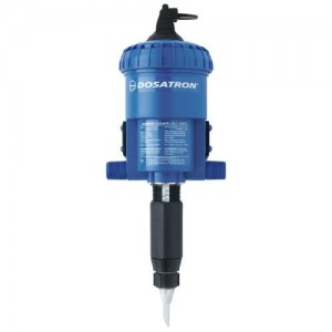 Dosatron Water Powered Doser 11 GPM 1:1000 to 1:112  6perCs
