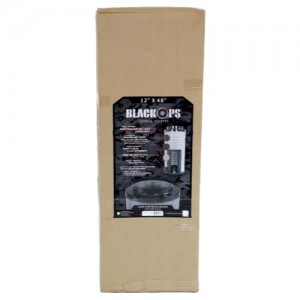 Black Ops Carbon Filter 12 in x 48 in 2200 CFM