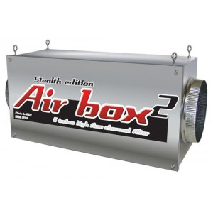 Air Box 2 Stealth Edition 800 CFM 6 in