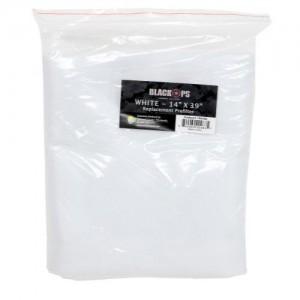 Black Ops Replacement PreFilter 14 in x 39 in White 10perCs