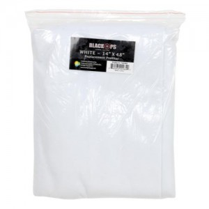 Black Ops Replacement PreFilter 14 in x 48 in White 10perCs