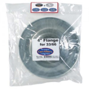 Can Filter Flange 33per66 4 in