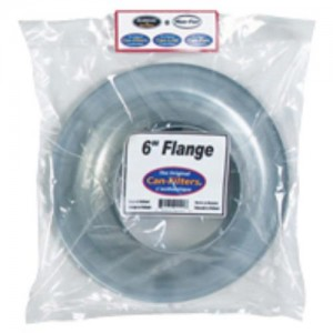 Can Filter Flange 6 in