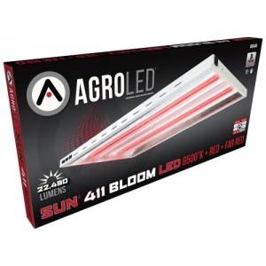 AgroLED Sun 411 Bloom LED 6500K + Red + Far Red  120 Volt