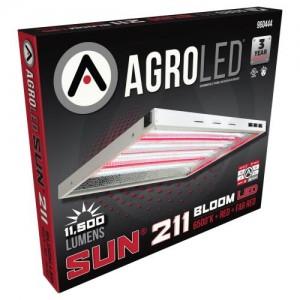 AgroLED Sun 211 Bloom LED 6500K + Red + Far Red  120 Volt