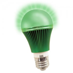 AgroLED Green LED Night Light  6 Watt 40perCs