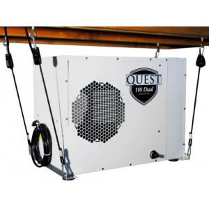 Quest Air Filter 12 in x 12 in x 1 in for PowerDry 1300 and RDS10