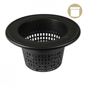6'' Mesh Pot Bucket Lid