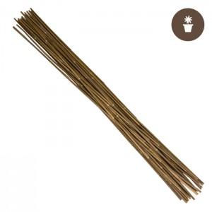 6' Natural Bamboo Stakes Bulk (250/bale)