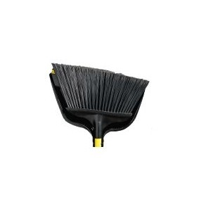 "14"" Large Ind. Angle Broom W/DustPan Pack of 4  Price Per    EA"