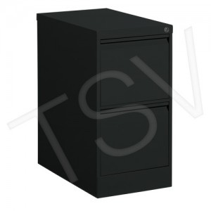 2-High Vertical File Cabinet