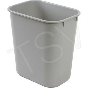 Soft Wastebasket Capacity: 28 Quarts