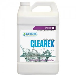 Botanicare Clearex Gallon 4perCs