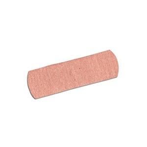 """Bandaids Fabric Adhesive Sterile 1"""" X 3"""" 100/bx Individually wrapped"""