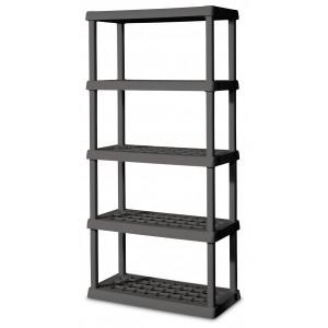 0155 - 5 Shelf Shelving Unit