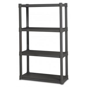 0164 - 4 Shelf Shelving Unit