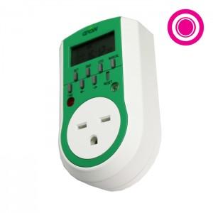 240V Single Outlet Digital Timer