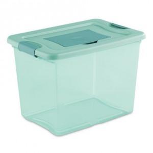 Sterilite 24 Litre Fresh Scent Box (10 Pack )