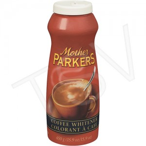 Coffee Whitener, Mother Parkers, 15.9OZ