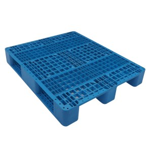 "48"" x 40"" Medium-Duty Food Grade Plastic Pallet, 25000 lbs"