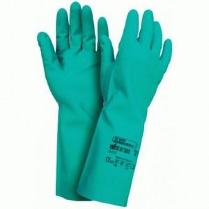 "Sol-Vex® 37-185 Gloves, 22 mil, 18"""
