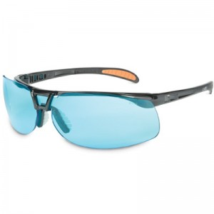 Uvex Protégé Safety Glasses with SCT Blue lens