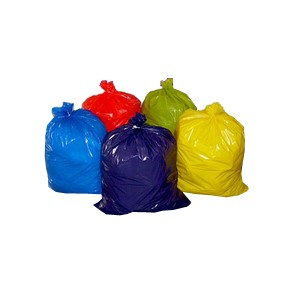CUSTOM TRASH LINERS - COLOR, FOOD GRADE, INDUSTRIAL, THICKNESS
