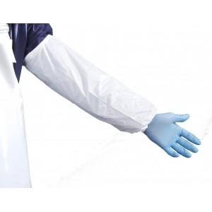 "PES Sleeve, 1 Mil, Polyethylene, 18"" Long, 1000 per case"