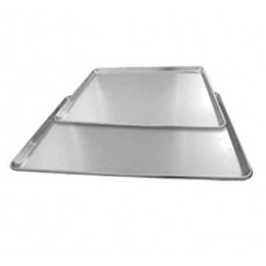 "Sheet Pan - 26"" x 18"" x 1"", 19 gauge Aluminum"
