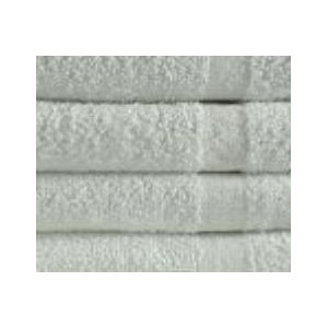 24 X 50 Standard White Gym Bath Towel