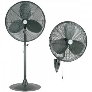 "30"" Oscillating Pedestal Fan, 3 SPEED OSCILLATING FAN CFM 6500-8300"