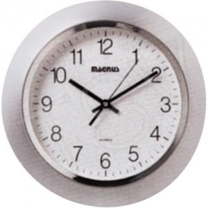 "Analog Wall Clocks 14"" AA Battery"