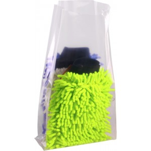 """Gusseted Poly Bags 3 Mil 20"""" X 18"""" X 36"""" 100/CS"""