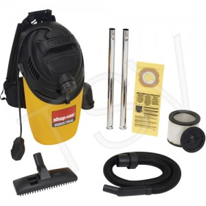 Shop Pack® Backpack Dry Vacuums, 2 Galon, 120V Electric