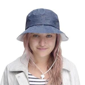 TYVEK® Material Wide Brim Rain Hat