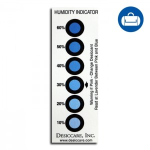 IntInegra Boost Humidity Indicating Cards of 10%-60% (10pcs)
