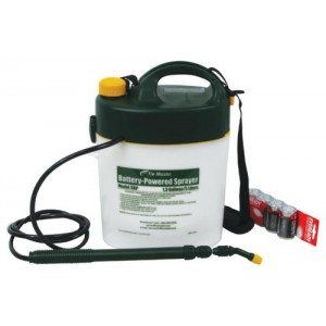 Root Lowell Flo-Master® Battery Powered Sprayer 5 Liter/1.3 Gallon