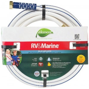 Element™ Marine & RV Water Hoses, 25', 300 PSI