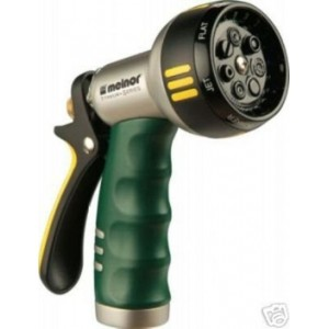 Melnor Vigoro Titanium S Aqua Gun Nozzle 7 Pattern T201