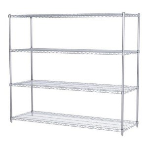 Shelf Wire - 24x72x63 Chrome