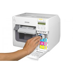 Epson ColorWorks C3500 Inkjet Label Printer
