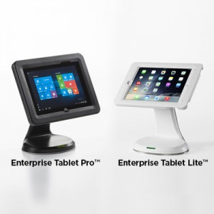 Enterprise Tablet Pro™ Kiosk Family