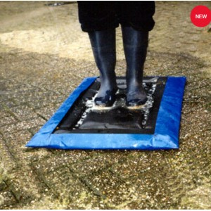 Disinfectant Floor Mats Sanitizing Mat, Footbath, Agricultural